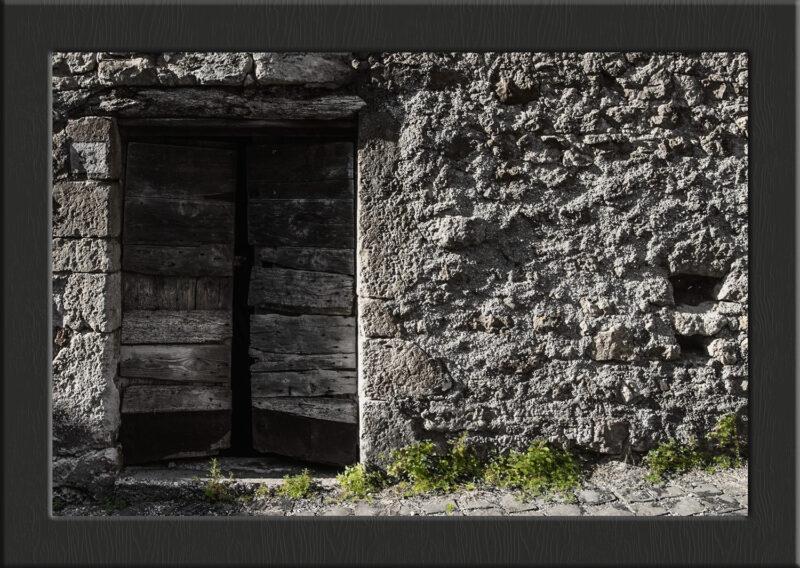 Quando si chiude una porta… si chiude pure un'altra